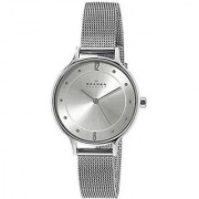 Skagen Analog Silver Round Women's Watch-SKW2149