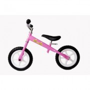 Boot Scoot Bikes Children's Zoomer Balance Bike, Sunrise Pink