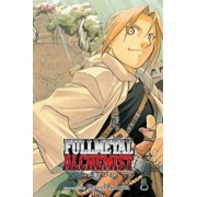 Fullmetal Alchemist (3-In-1 Edition), Vol. 4: Includes Vols. 10, 11 & 12, Paperback/Hiromu Arakawa