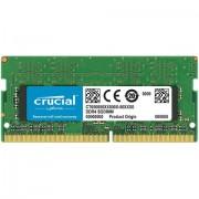 SODIMM, 8GB, DDR4, 2400MHz, Crucial, DR x8, CL17 (CT8G4SFD824A)