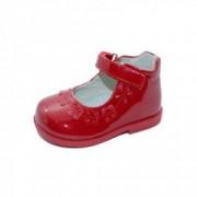 Pantofi eleganti pentru fete Apawwa H854R Rosu 19