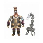 Figurina BEN 10 - Steam Smythe, 12 cm