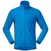 Bergans Men's Lovund Fleece Jacket Blå
