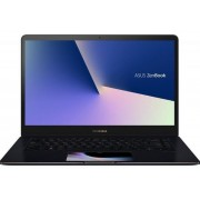 Ultrabook™ ASUS ZenBook 15 UX580GE-BO071R (Procesor Intel® Core™ i9-8950HK (12M Cache, up to 4.80 GHz), Coffee Lake, 15.6 FHD, Touch, 16GB, 512GB SSD, nVidia GeForce GTX 1050 Ti @4GB, Wireless AC, FPR, Tastatura Iluminata, Win10 Pro, Albastru)