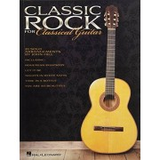 John Hill Classic rock for classical guitar