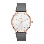 レディース DKNY MINETTA 腕時計 鉛色