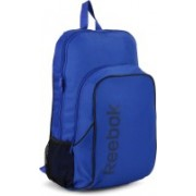 REEBOK Cont Piping Bpk Backpack(Blue, Black)