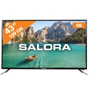 Salora 43UHL2800 UHD TV