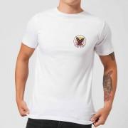 Native Shore Men's Surf Vibes T-Shirt - White - L - White