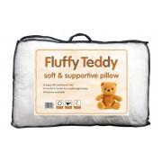 Fluffy Teddy Pillow - 1, 2 or 4!