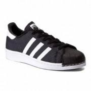 Pantofi sport barbati Adidas Originals SUPERSTAR negrualb - 43 13
