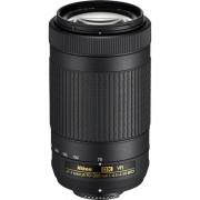 Nikon 70-300mm f/4.5-6.3g af-p dx vr - 4 anni di garanzia