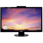 Asus VK278Q LED-monitor 68.6 cm (27 inch) Energielabel C 1920 x 1080 pix Full HD 2 ms HDMI, DisplayPort, DVI, VGA, Hoofdtelefoon (3.5 mm jackplug) IPS LED
