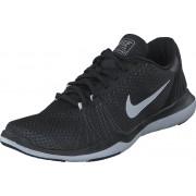 Nike Wmns Nike Flex Supreme Tr 5 Black/White-Pure Platinum, Skor, Sneakers & Sportskor, Löparskor, Svart, Dam, 36
