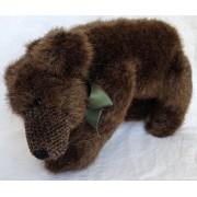 "Boyds Bears Henson 10"" Plush Grizzly Bear"