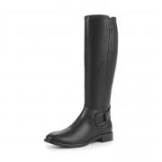 283-113A-2101 Сапоги жен. кожа/ворсин черн, Thomas Munz - 37