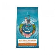 Purina ONE Healthy Metabolism Adult Premium Dry Cat Food, 7-lb bag