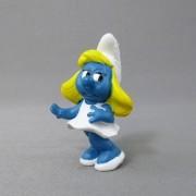 Peyo Sumafetto Smurfette Schleich 20034 PVC mini figure smurf smurf
