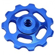 Futaba Wheel Rear Derailleur Pulley - Blue - Pack Of Two