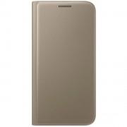 Galaxy S7 Edge Flip Wallet goud EF-WG935PFEGWW