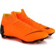 Nike SUPERFLY 6 PRO FG Football Shoes For Men(Orange)