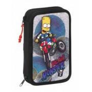 Penar The Simpsons dublu echipat
