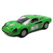 Hot Wheels Elite Ferrari Dino 246 1000 Kilometers Of Nrburgring 1971 #83