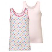 Ten Cate 2-pack Girls Singlet Basic-104