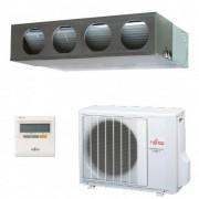 Fujitsu Condizionatore Commerciale Mono Split Canale Gas R410A Serie LM 24000 Btu ARYG24LMLA AOYG24LALA /