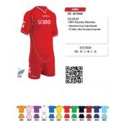 Legea - Completo Calcio Kit Scudo