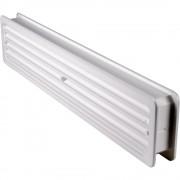 Rešetka za ventilaciju plastika Wallair kupaonska ventilacija bijeli