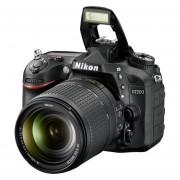 Kit Cámara Reflex Nikon D7200+ Lente 18-140mm +SD Lexar 32GB + Control