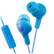 JVC HAFR6A Gumy Plus High Quality Audífonos (Blue)