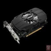 ASUS PH-GTX1050TI-4G, GeForce GTX 1050 Ti, 4GB/128bit GDDR5, DVI/HDMI/DP, Asus cooling