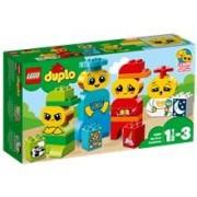 LEGO 10861 DUPLO My First Mina första känslor