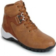 BB LAA The Rocking Boots Outdoors For Men(Tan)