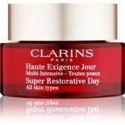 Clarins Super Restorative crema de día reafirmante para todo tipo de pieles 50 ml