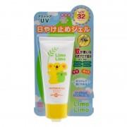 """MEISHOKU """"Limo Limo Outdoor UV SPF 32 PA +++"""" Солнцезащитный гель для всей семьи, SPF 32 PA +++, 50 гр."""