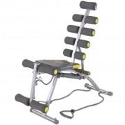Rock Gym Banco de abdominais multifuncional ROG001