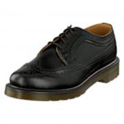 Dr Martens Wingtip 3989 Black, Shoes, svart, EU 39