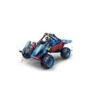Carro Infantil Buggy Hi-Tech 200 Peças Azul 6957 - Banbao