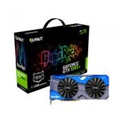 TARJETA GRÁFICA PALIT GTX 1080 TI GAMEROCK PREMIUM 11GB DDR