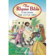 The Rhyme Bible Storybook for Little Ones, Hardcover