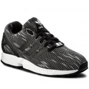 Обувки adidas - Zx Flux BY9429 Cblack/Cblack/Ftwwht