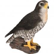 Farmwood Animals Slechtvalk roofvogel beeldje woondecoratie 26 cm
