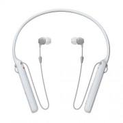 Sony Auriculares Bluetooth WI-C400 Blanco