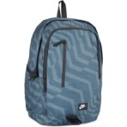 Nike NK ALL Access Soleday -D 25 L Backpack(Blue, Green)