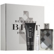 Burberry Brit for Him coffret IX. Eau de Toilette 100 ml + bálsamo after shave 75 ml + Eau de Toilette 7,5 ml