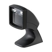 Datalogic Magellan 800i Desktop Barcode Scanner - Cable Connectivity - Black