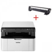 Лазерно мултифункционално устройство Brother DCP-1610WE Laser Multifunctional - DCP1610WEYJ1+КАСЕТА ЗА BROTHER MFC-1810E/HL 1110/1112/DCP 1510/1512